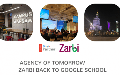Agency of Tomorrow 2 – Zarbi Back to Google School